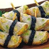 AJINOMOTO 味の素 冷凍食品 包み蓮根・れんこんの磯辺串 20本入り
