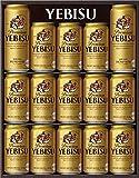 ヱビスビール缶 ギフトセット YE4D 350ml×13本・500ml×2本