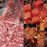 特選松阪牛専門店やまと 松阪牛 焼肉パーティーセット 700g < 角切りステーキ モモ肉ダイヤモンドカット 切り落とし 味つけホルモン > (約5~7名様用)