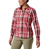 Columbia Women's Silver Ridge 2.0 Plaid Long Sleeve