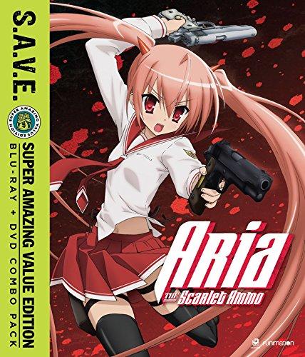 緋弾のアリア? ・ ARIA THE SCARLET AMMO - SEASON ONE - S.A.V.E.