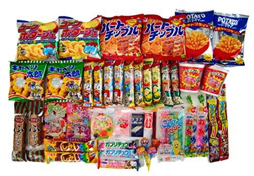 e-hiroya 駄菓子 詰め合わせ 業務用 セット 43個入り