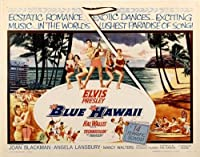 ブルーハワイ22x 28映画ポスター( 1961年)