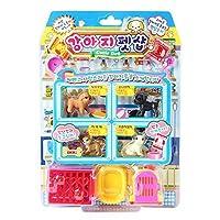 Aladdin Dog pet shop アニマルフィギュアショップ遊びアクセサリー遊び玩具 [並行輸入品]