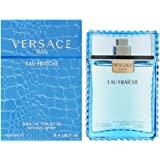 Versace Man Eau Fraiche Eau de Toilette for Men, 100ml