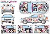 フジミ模型 1/24 きゃらdeCAR~るシリーズ No.34 「Aチャンネル」/Honda ミラクルシビック SiR2