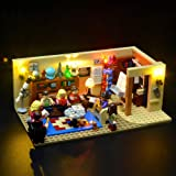 レゴ 21302 互換アイデア ビッグバン・セオリー BRIKSMAX LED ライトキット(レゴセットは含まれません)