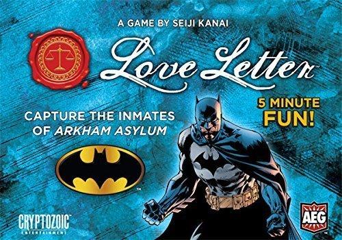 ラブレター: バットマン (紙箱) Love Letter: Batman (Boxed Edition) 並行輸入品