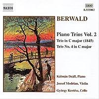 ベルワルド:ピアノ三重奏曲ハ長調/ピアノ三重奏曲第4番