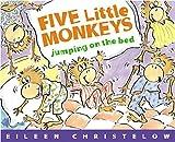 Five Little Monkeys Jumping on the Bed Big Book (A Five Little Monkeys Story)