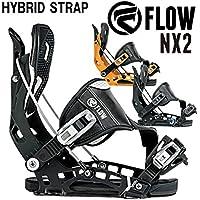 ビンディング 型落ち バインディング FUSE HYBRID 2018 17-18 FLOW/ スノーボード メンズ レディース フロー