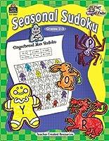Seasonal Suduko: Grade 2-3 (Start to Finish)
