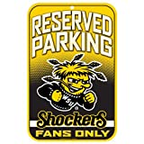 NCAA Wichita State ShockersスチレンSign、11 x 17インチ
