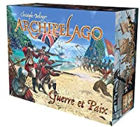 Asmodee - arch03fr - カードゲーム - 群島戦争と平和