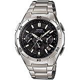[カシオ] 腕時計 ウェーブセプター 電波ソーラー WVQ-M410DE-1A2JF シルバー