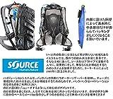 SOURCE(ソース) ハイドレーションパック ワイドパック2.0L SC-2060220202 画像