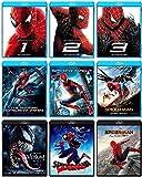 【Amazon.co.jp限定】スパイダーマン オール9本セット (スパイダーマン:ファー・フロム・ホーム ラゲッジステ…