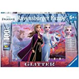 Ravensburger Ravensburger Disney Frozen 2 Strong Sisters Glitter 100pcs Puzzle