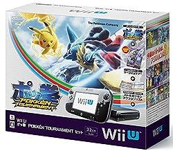 Wii U ポッ拳 POKKÉN TOURNAMENT セット (【初回限定特典】amiiboカード ダークミュウツー 同梱)