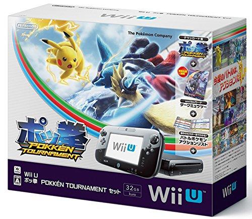 Wii U ポッ拳 POKKEN TOURNAMENT