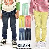 (ディラッシュ) DILASH春'16/5色ウルトラパウダーのびのびストレッチデニムスキニーパンツ 100 ネイビー