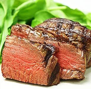 ミートガイ グラスフェッドビーフ 厚切り牛ヒレステーキ (180g) フィレ肉 ステーキ肉 Grass-fed Beef Fillet Mignon