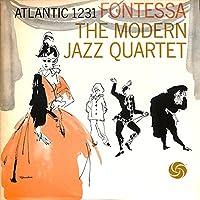 Fontessa(US ATLANTIC STEREO RE,SD-1231)[The Modern Jazz Quartet][LP盤]