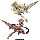 SHWSM おもちゃ ゼノブレイド2:Mythra PYRA + 1:7フィギュア
