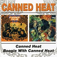 Canned Heat/Boogie With Canned Heat / Canned Heat by Canned Heat (2003-05-06)