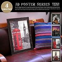 アートフレーム 3D Poster Series2 JIG 全4タイプ Jubilee-Box