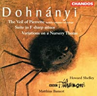 Dohn?nyi: Veil of Pierrette/Suite/Variations on a Nursery Theme (1999-06-22)