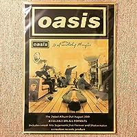 ミニ ポスター「オアシス OASIS ディフィニトリーメイビー」