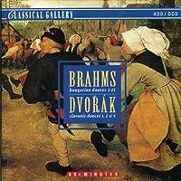 Brahms: Hungarian Dances 1-21/ Dvorak: Slavonic Dances 1, 2 & 8