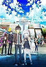 1月放送開始アニメ「ハンドシェイカー」BD-BOX上下巻予約開始