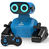 REMOKING RC Robot Toy, Stem Ingenious Design for Kids,2.4Ghz Radio Anti-Interference,Educational Interactive Novelty Robot,Da
