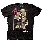 Ripple Junction Naruto - Shippuden Gaara Kanji Framed Adult T-Shirt