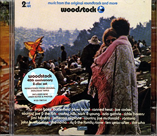Music From Original Soundtrack & More: Woodstock