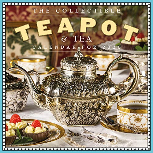 The Collectible Teapot & Tea 2020 Calendar
