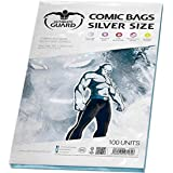 Ultimate Guard Ultimate Guard Comic Bags Silver Size (100)