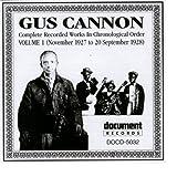 Gus Cannon Vol. 1 (1927 - 1928)