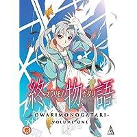 終物語 コンプリート DVD-BOX1 (1-7話) 西尾維新 アニメ