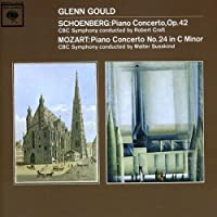 Mozart: Piano Concerto No. 24 in C Minor by GOULD / CBC SYM ORCH / SUSSKIND (2007-09-03)