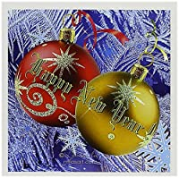 Milasアートクリスマス–新しい年–グリーティングカード Set of 12 Greeting Cards