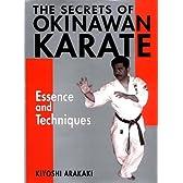 英文版 沖縄空手の極意 - The Secrets of Okinawan Karate