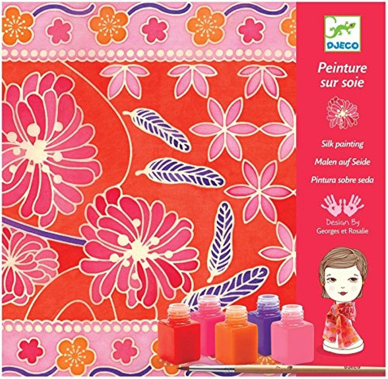 Silk Painting - Japanese