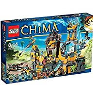 LEGO Chima Lion Temple 70010 Regochima of justice (japan import) [並行輸入品]