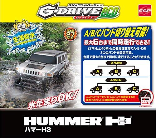 R/C G-DRIVE eco ハマーH3