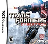 Transformers: War for Cybertron Autobots - Nintendo DS by Activision [並行輸入品]