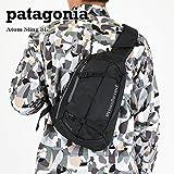 (パタゴニア)patagonia ボディバッグ ワンショルダーバッグ Atom Sling アトム スリング 8L 48261 BLK ブラック [並行輸入品]