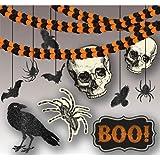 Spooky Halloween Decorating Kit 不気味なハロウィンデコレーションキット?ハロウィン?クリスマス?